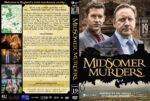 Midsomer Murders – Series 19, Part 1 (2016) R1 Custom Cover & Labels