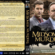 Midsomer Murders – Series 19, Part 1 (2016) R1 Custom Cover & Labels