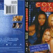 Coyote Ugly (2008) R1 Blu-Ray Cover & label