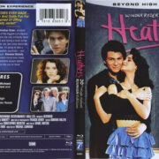 Heathers (1988) R1 Blu-Ray Cover & Label