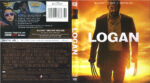 Logan (2017) R1 Blu-Ray Cover & Labels