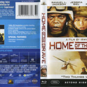 Home Of The Brave (2006) R1 Blu-Ray Cover & Label