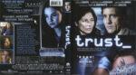 Trust (2010) R1 Blu-Ray Cover & label