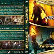 National Treasure Double Feature (2004-2007) R1 Custom V2 Cover