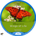 Wings of Life (2011) R1 Blu-Ray Custom Label