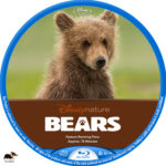 Bears (2014) R1 Custom Blu-Ray Label