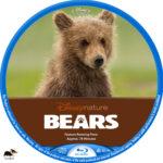 Bears (2014) R1 Custom Blu-Ray Label