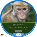 Monkey Kingdom (2015) R1 Custom Blu-Ray Label