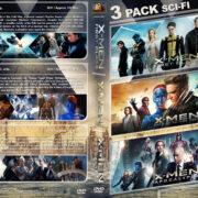 X-Men Triple Feature (2011-2016) R1 Custom Cover