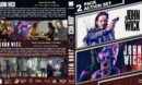 John Wick Double Feature (2014-2017) R1 Custom V3 Blu-Ray Cover