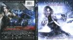 Underworld: Blood Wars (2016) R1 Blu-Ray Cover & Label