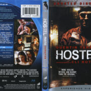 Hostel: Part II (2007) R1 Blu-Ray Cover & Label