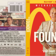 Founder (2016) R1 Blu-Ray Cover