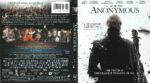 Anonymous (2011) R1 Blu-Ray Cover
