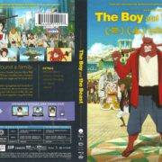 The Boy and the Beast (2015) R1 Blu-Ray Cover