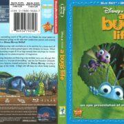 A Bug's Life (1998) R1 Blu-Ray Cover