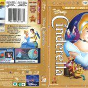 Cinderella (2012) R1 Blu-Ray Cover