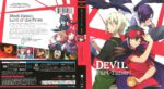 The Devil is a Part-Timer (2013) R1 Blu-Ray Cover