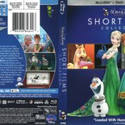Disney Short Films Collection (2015) R1 Blu-Ray Cover