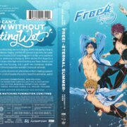 Free! Season 2: Eternal Summer (2014) R1 Blu-Ray Cover