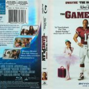 The Game Plan (2007) R1 Blu-Ray Cover