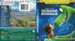 The Good Dinosaur (2015) R1 Blu-Ray Cover