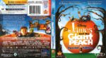 James and the Giant Peach (1996) R1 Blu-Ray Cover