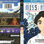 Miss Hokusai (2015) R1 Blu-Ray Cover