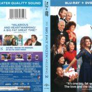 My Big Fat Greek Wedding 2 (2016) R1 Blu-Ray Cover