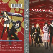 Noragami Season 2 (2015) R1 Blu-Ray Cover