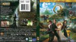 Oz the Great and Powerful (2013) R1 Blu-Ray Cover