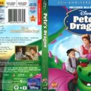 Pete's Dragon (1977) R1 Blu-Ray Cover