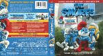 The Smurfs (2011) R1 Blu-Ray Cover