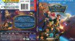 Treasure Planet (2002) R1 Blu-Ray Cover
