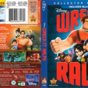 Wreck-It Ralph (2012) R1 Blu-Ray Cover