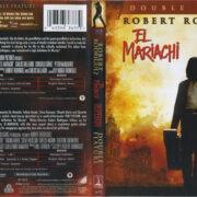 El Mariachi & Desperado (2011) R1 Blu-Ray Cover & Label