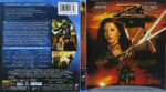 The Legend Of Zorro (2005) R1 Blu-Ray Cover & Label