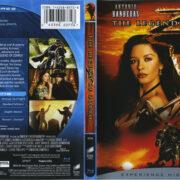 The Legend Of Zorro (2005) R1 Blu-Ray Cover & Label