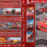 Cars Collection (2007-2017) R1 Custom Cover