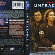 Untraceable (2008) R1 Blu-Ray Cover & Label