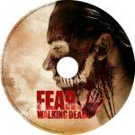 Fear the Walking Dead (2017) R0 CUSTOM Label