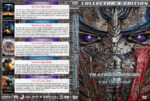 Transformers Collection (5) (2007-2017) R1 Custom Cover