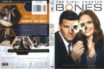 "Bones: Season 12 ""The Final Chapter"" (2017) R1 Cover & Labels"