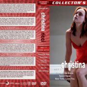 Christina Ricci Film Collection: Set 7 (2006-2010) R1 Custom Covers