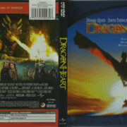 Dragonheart (1996) R1 HD DVD Cover & Label