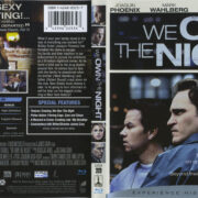 We Own The Night (2007) R1 Blu-Ray Cover & Label