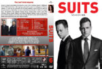 Suits – Season 6 (2017) R1 Custom Cover & Labels