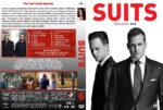 Suits – Season 6 (2017) R1 Custom Cover & Labels
