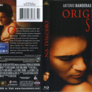 Original Sin (2001) R1 Blu-Ray Cover & Label