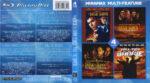 From Dusk Till Dawn Series + Full Tilt Boogie (2011) R1 Blu-Ray Cover & Label